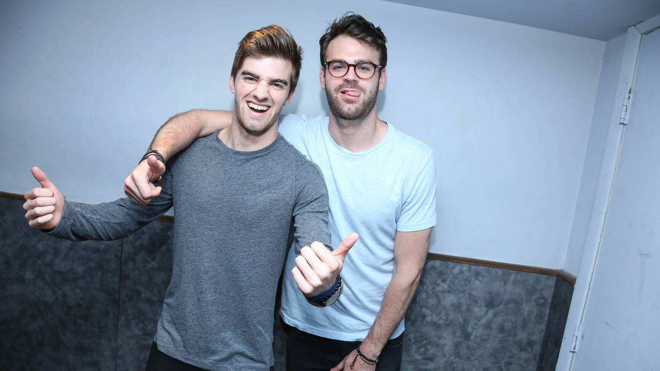 Want to see the Chainsmokers? Then.....