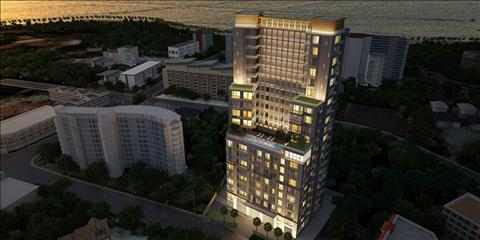 The Cloud - 20 story condo on Pratumnak Hill - Pattaya