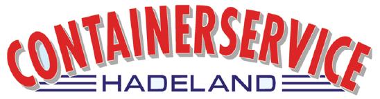 Container Service Hadeland Logo