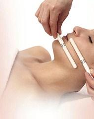 Effektiv rens av ansiktshuden