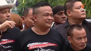 Også rødskjortelederen ønsker forsoning i Thailand