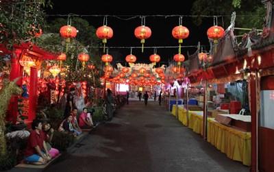 Nyttårsfestival i Bangkok er avlyst