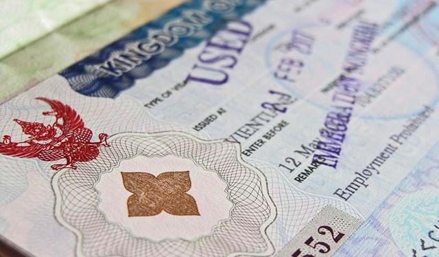 Thailand med E-Visa i 2018