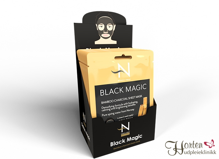 BLACK MAGIC MASK