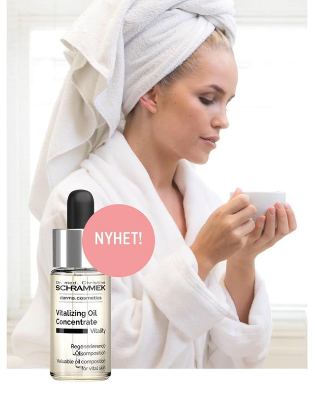 Nyhet: Vitalizing Oil Concentrate