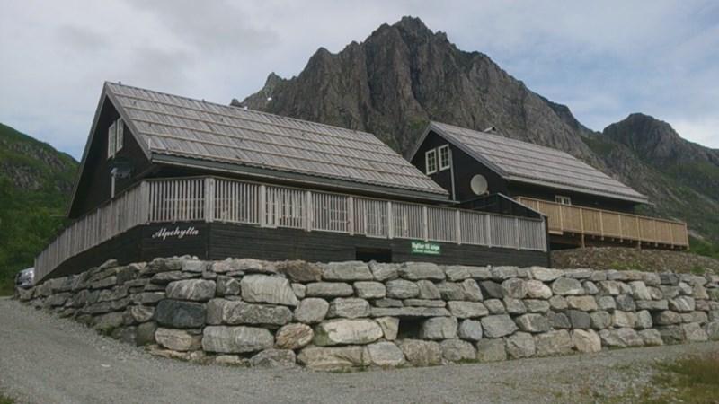 Standal Alpesenter med Alpehytta og Geithornhytta