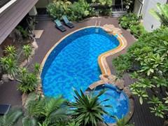 107 sqm 1 bedroom condo for rent Pattaya