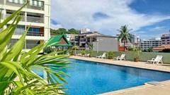 Studio Suite for sale on Pratumnak Hill Pattaya