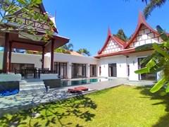 Modern Pool Villa For Rent Pattaya