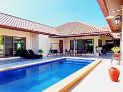 House for rent Huay Yai with Pool