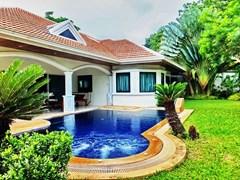 Pool Villa for rent Jomtien Park Villas