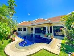 House For rent Jomtien Park Villas
