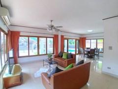 House For Rent Jomtien Pattaya With Pool