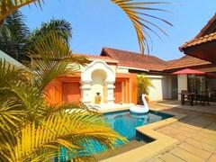 House for rent View Talay Villas Jomtien Pattaya