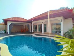 House for rent South Pattaya with Pool