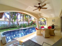 House for sale Jomtien Park Villas With Pool