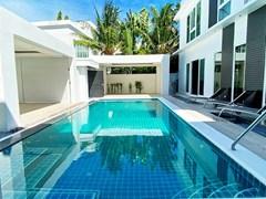 Superb Pool Villa for sale Jomtien Beach