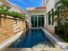 Pool Villa for sale Jomtien Beach