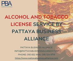 Renewal of Alcohol License for Pattaya bar