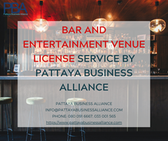 Permit and License service in Pattaya by PBA