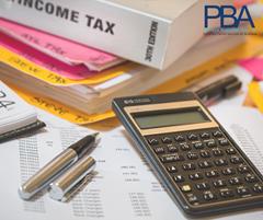 Balance Sheet submission with PBA Pattaya