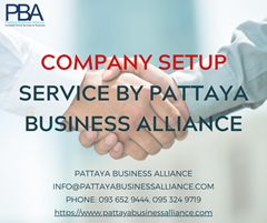 Company Formation in Pattaya
