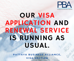 Retirement Visa applications Pattaya