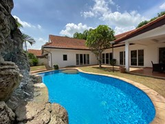 Another rental client checked in to his Villa in Pattaya