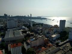 Top floor condo for sale THE BASE Pattaya