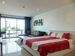 Studio Condo for rent Pattaya Beach