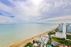 2-bedroom condo for sale at Reflections Jomtien