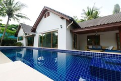 Pool Villa for rent in East Pattaya