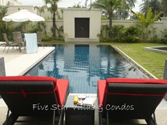 Pool Villa for Rent at The Vineyard Pattaya