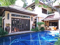 Pool Villa for Sale at Chateau Dale Jomtien
