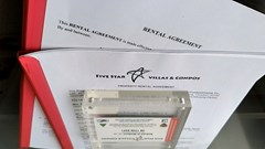 Pre Occupancy Inventory and Property Checks