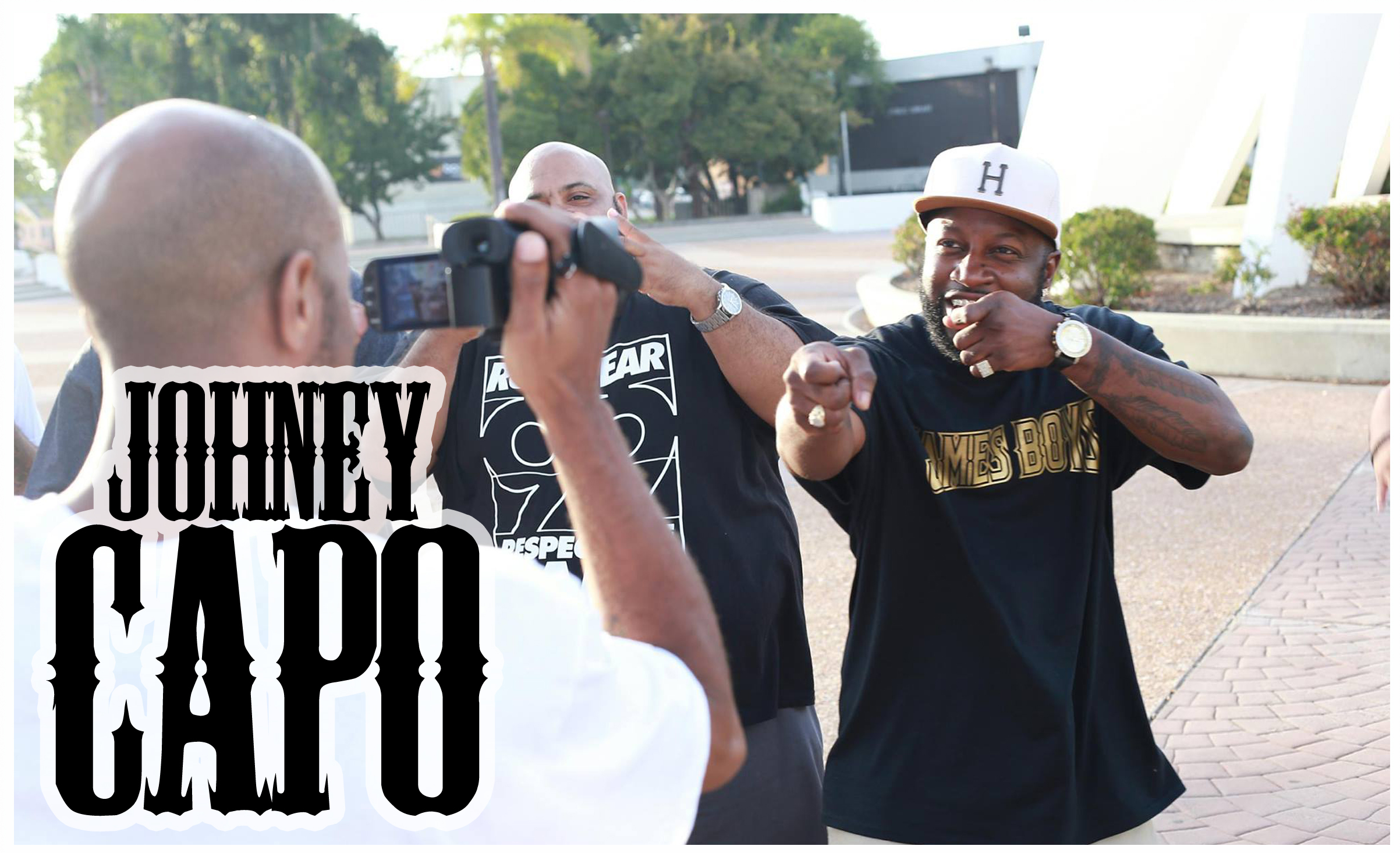 Kiss Introduces: Johney Capo, As He Gets Close And Personal With OTH Mag