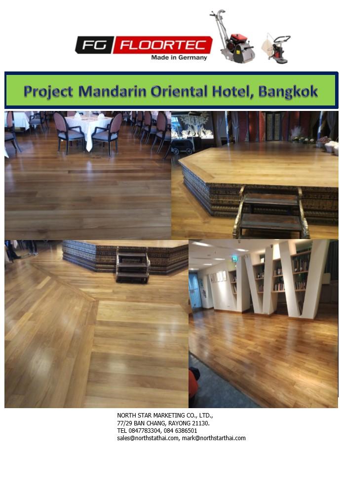 Company Profile Mandarin Oriental