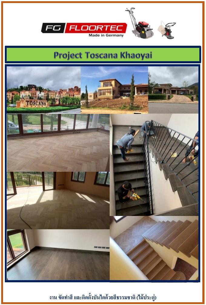 Company Profile Toscana Khao Yai