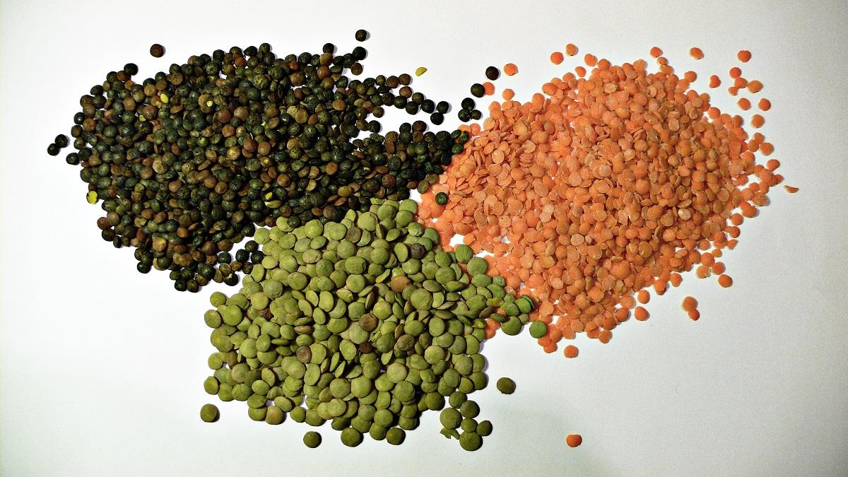 Lag fullverdig vegetarmåltid med belgfrukter