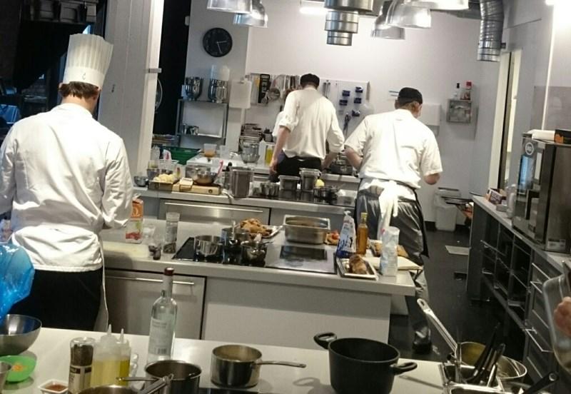 Perfeksjoneringskurs for kokker