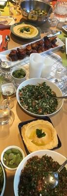 Meze - Mat fra midtøsten