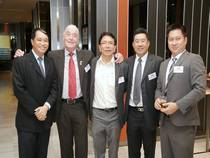 Singapore-Thai Chamber of Commerce for a 3rd term