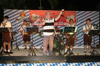 Oktoberfest in Pattaya 2011