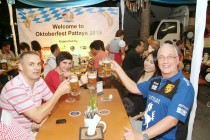 Oktoberfest in Pattaya 2015