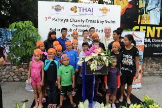 ABC sponsors Rotary Cross-Bay Swim