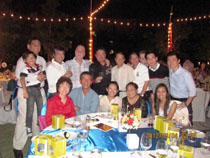 12 year celebration of ABC Asian Business Consulting Co., Ltd.