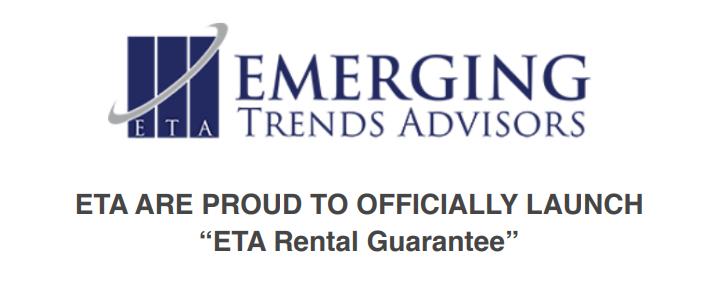 ETA Rental Guarantee