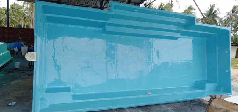 We Supply & install Pools all over Thailand